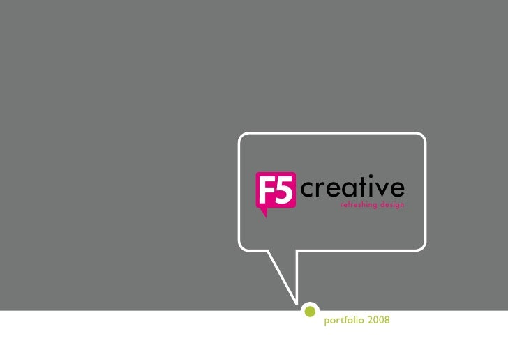 creative     refreshing design      portfolio 2008