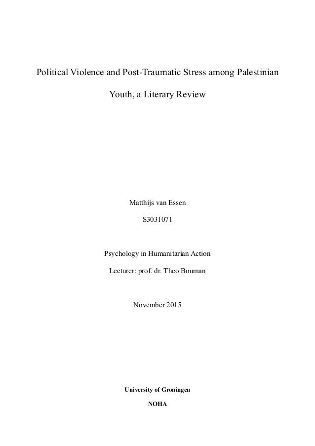 ptsd critical thinking paper Mutual mondays, ptsd and dialogue process with veterans of armed conflict: ptsd and dialogue process with veterans of armed conflict: critical thinking.