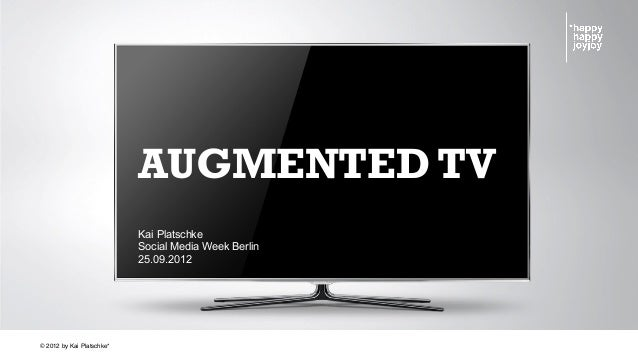 Augmented TV