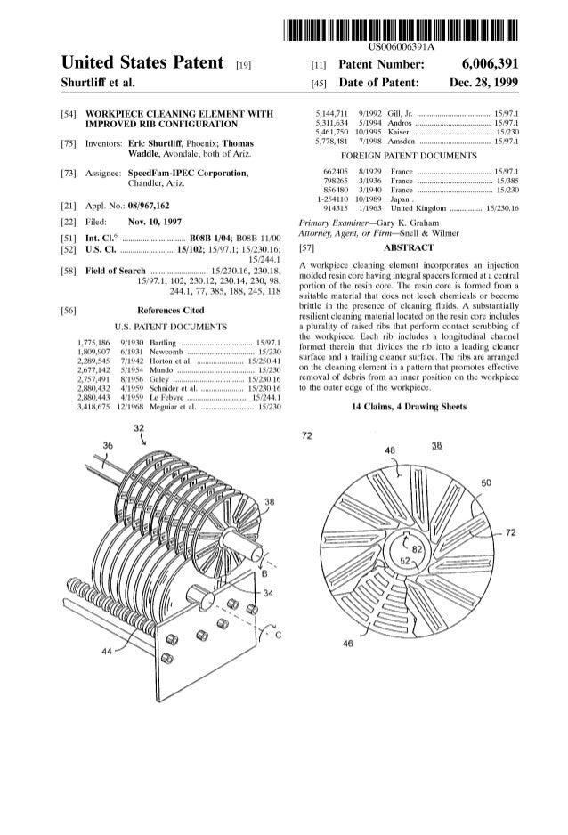 US Patent 6006391