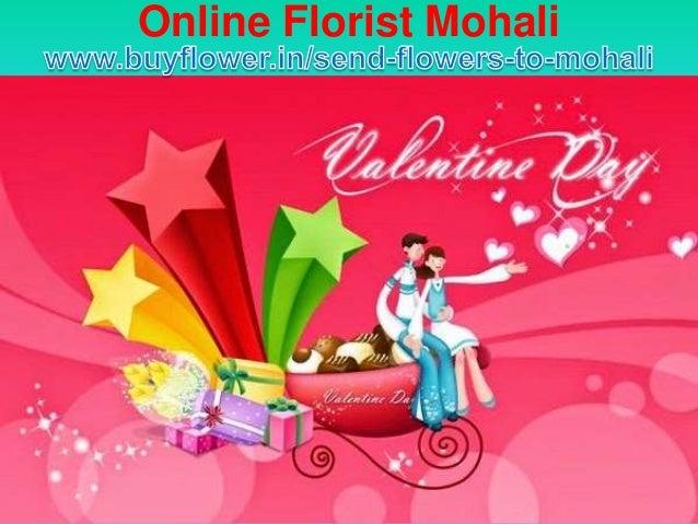 Online Florist Mohali