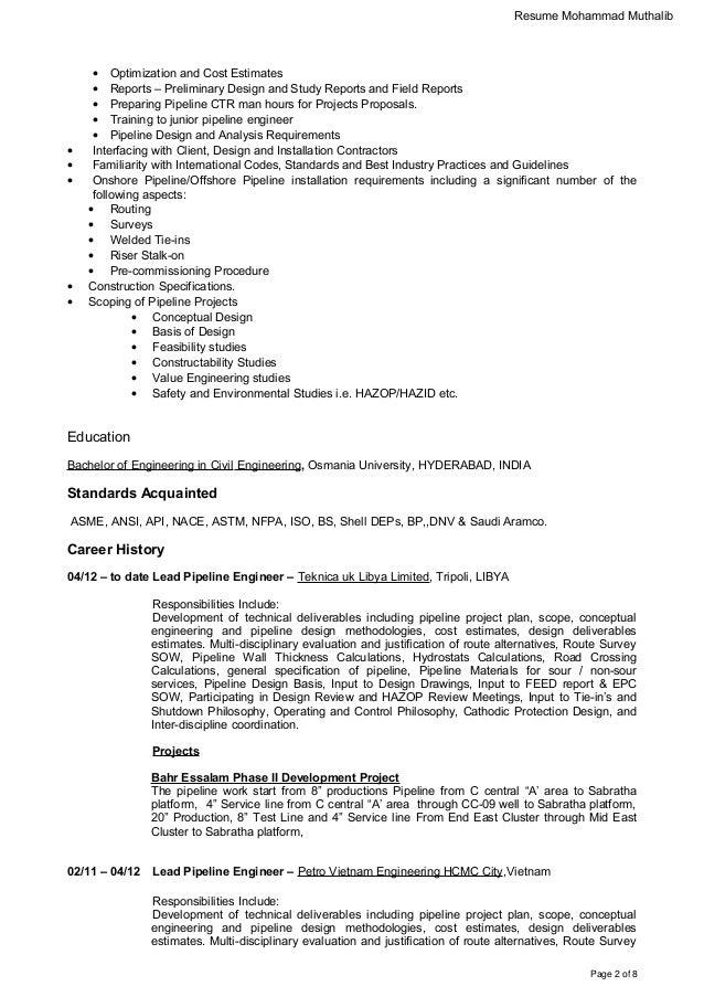 Dnv Surveyor Resume