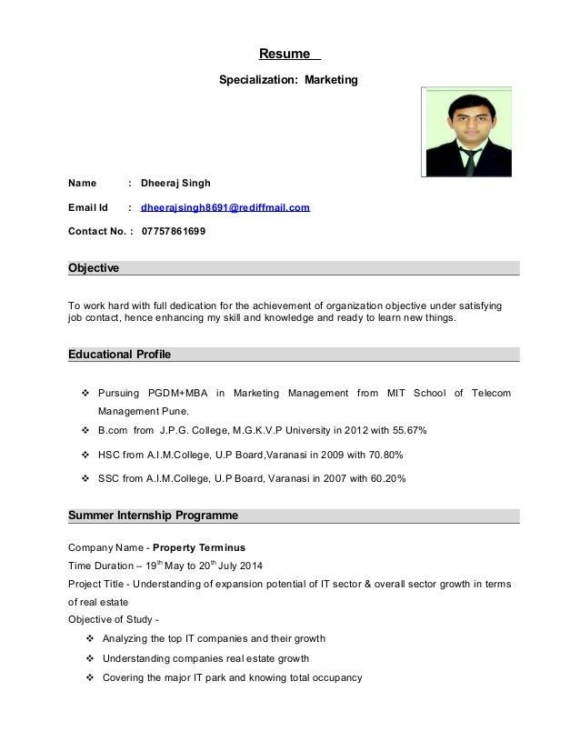 Professional MBA Resume Editing | MBA Essay Editing