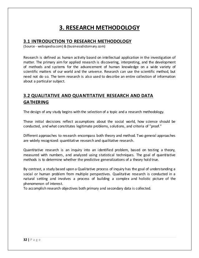 sample of methodology in research paper Method outline/comments back to paper the method section is the most straightforward part of a research paper the method section - type of sample.