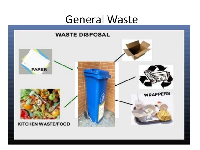 Health care waste management essay