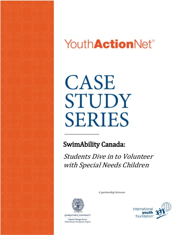 child poverty in canada case study 6 case study children of poverty 14 years later in the vancouver sun in 1994 a 12 page article was done on children of poverty ayla thompson and her sister jasmine were.
