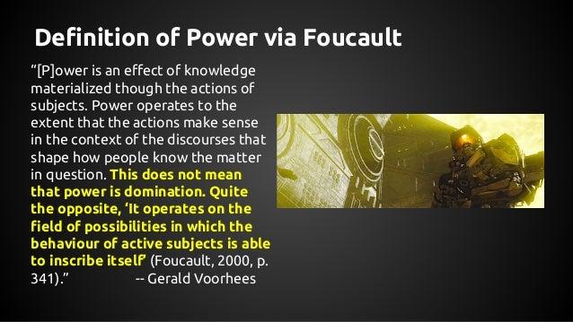 Foucault Genealogies Power Knowledge Ideologies Domination