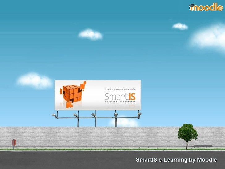 SmartIS e-Learning by Moodle