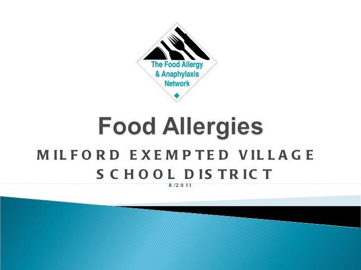 Faan slideshow food allergies mevsd version-1