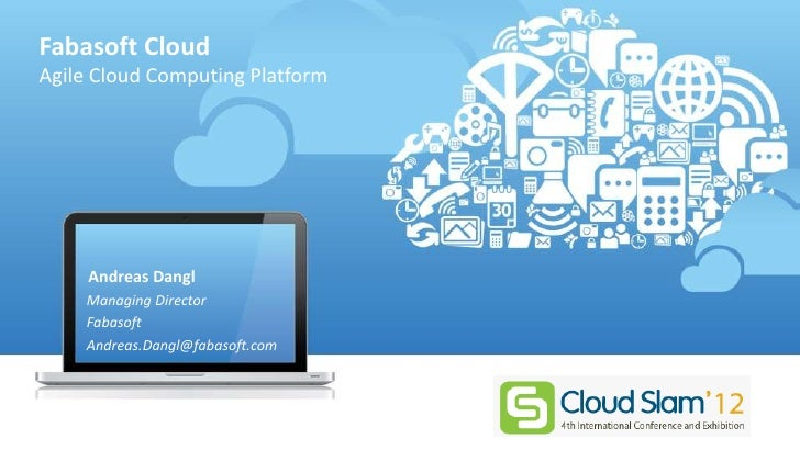 Fabasoft andreas dangl   agile cloud computing platform