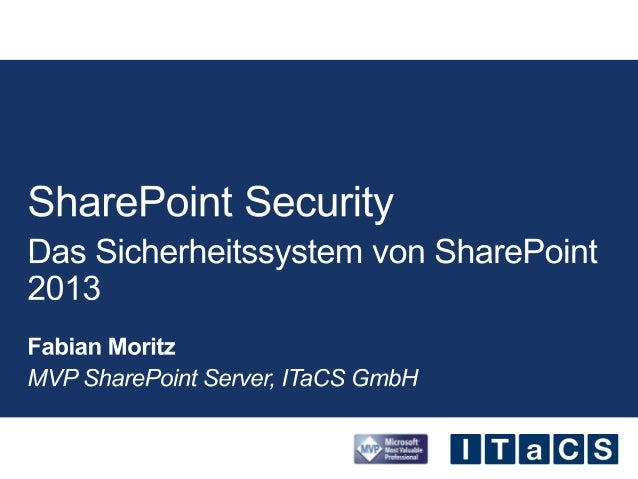 SharePoint Security