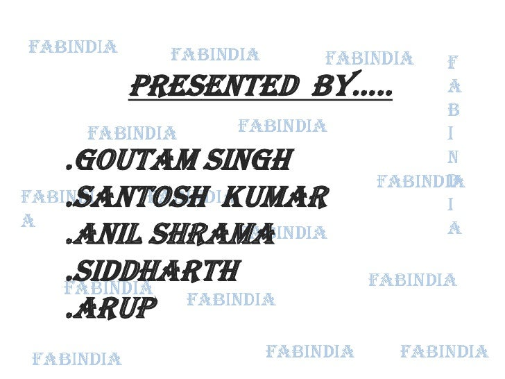 Presented  by…..<br />.Goutam singh<br />.Santosh  Kumar<br />.Anil shrama<br />.Siddharth<br />.arup<br />