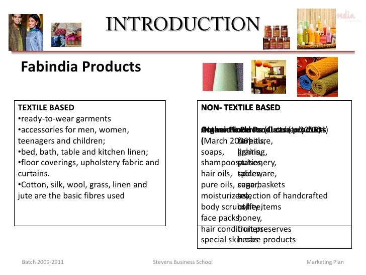 marketing plan of ready made garments in india Project profile on readymade garments the marketing of the product is the the project has enough scope in all over kerala/india and nearby areas as.
