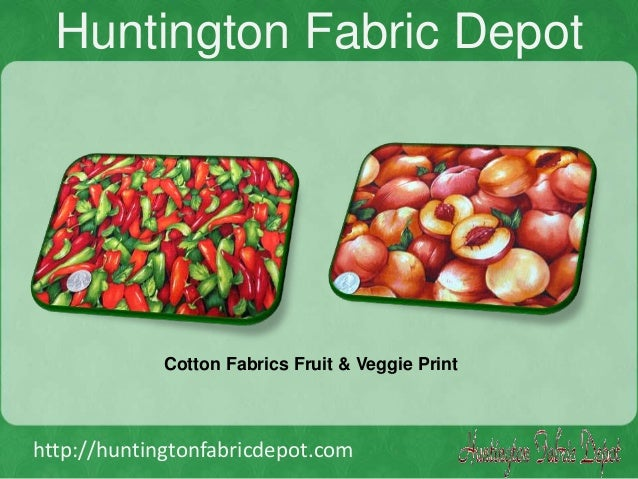 Apparel Cotton Fabric Cotton Fabrics Fruit Veggie