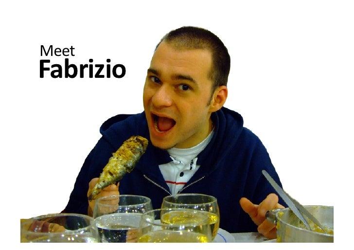 Meet Fabrizio