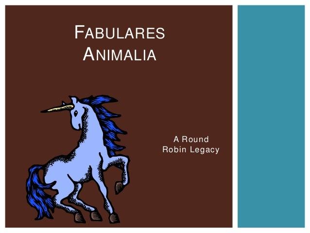 Fabulares Animalia: Chapter 2