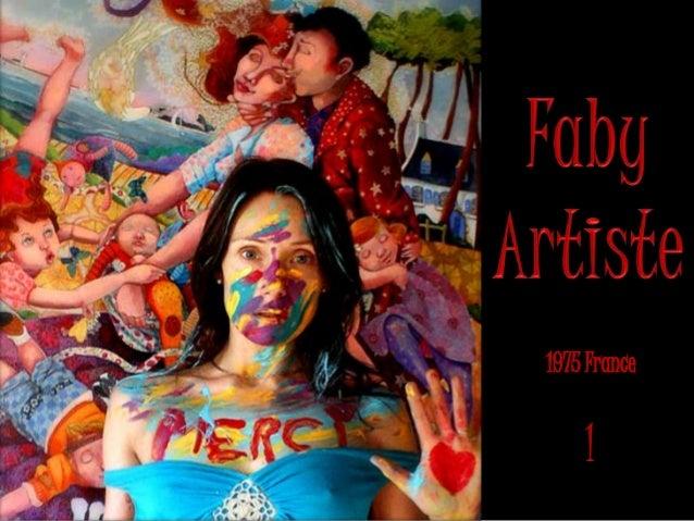 FABY ARTISTE 1