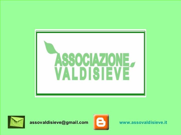 [email_address] www.assovaldisieve.it