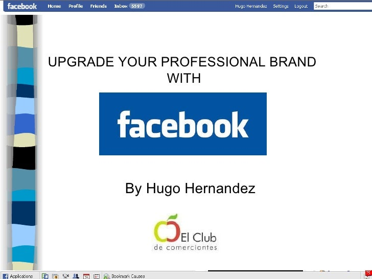 UPGRADE YOUR PROFESSIONAL BRAND  WITH By Hugo Hernandez