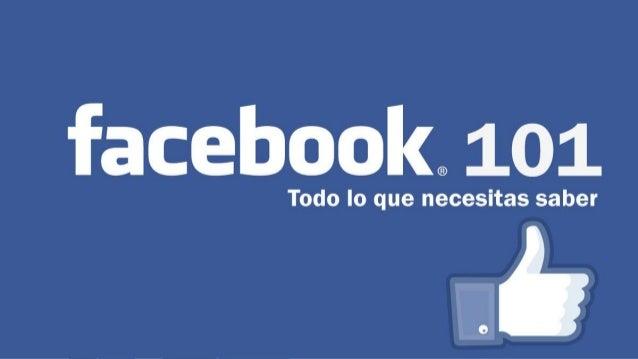 Facebook 101. Una presentación de Top Host LLC