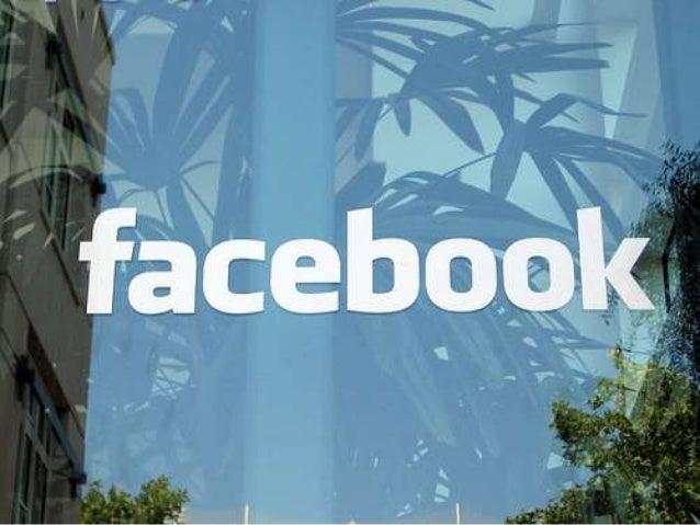 ¿QUÉ ES FACEBOOK? Facebook es un sitio web de redes sociales que pone en contacto a las personas a partir de relaciones de...