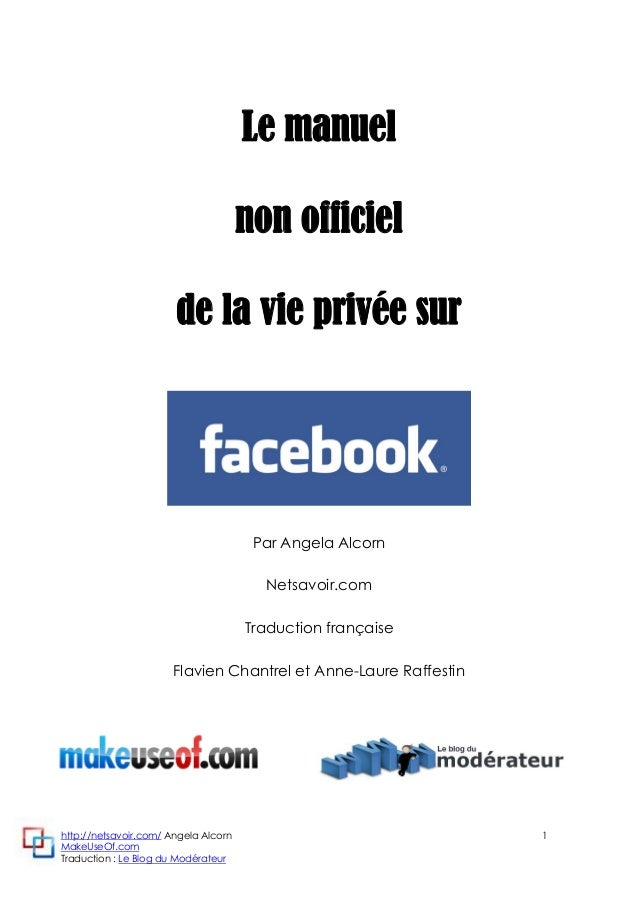 http://netsavoir.com/ Angela Alcorn 1 MakeUseOf.com Traduction : Le Blog du Modérateur Le manuel non officiel de la vie pr...