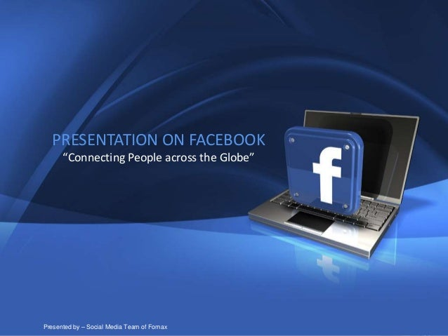 """1 Company Proprietary and Confidential Copyright Info Goes Here Just Like This PRESENTATION ON FACEBOOK """"Connecting People..."""
