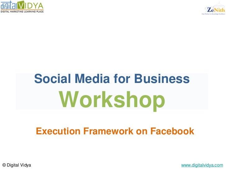 Facebook Community-Building (Malaysia)