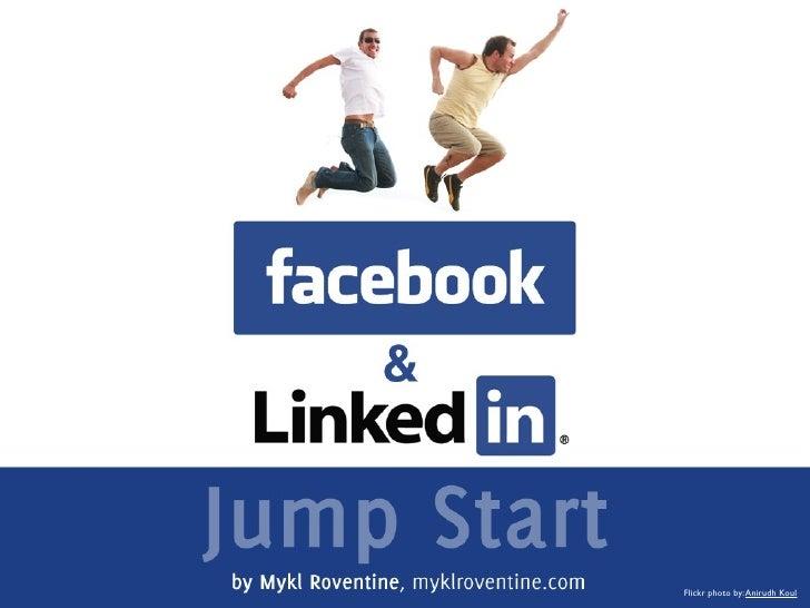 Facebook & LinkedIn Jumpstart