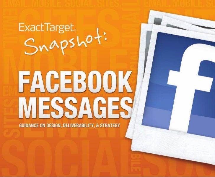 Facebook Messages Jul2011