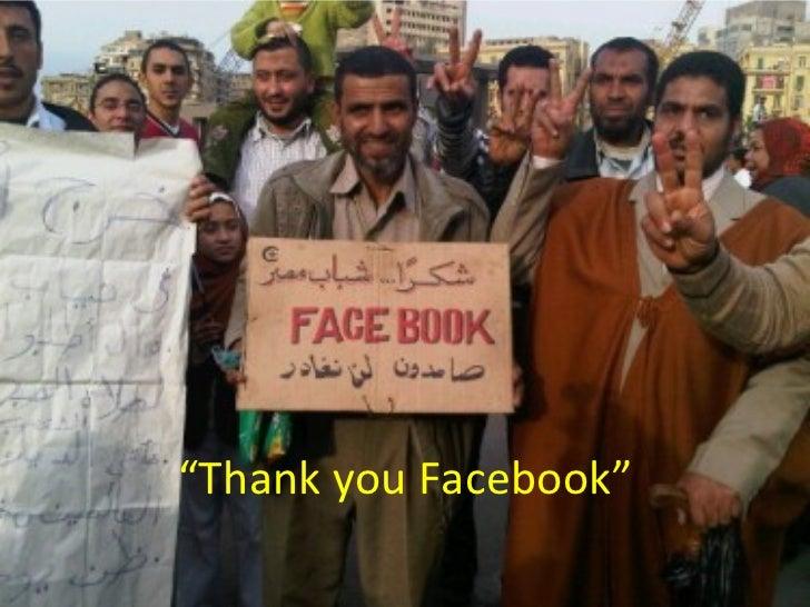 Facebook - Tool For Social Change