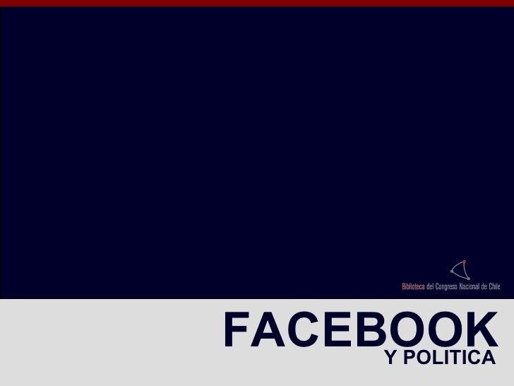 FACEBOOK Y POLITICA