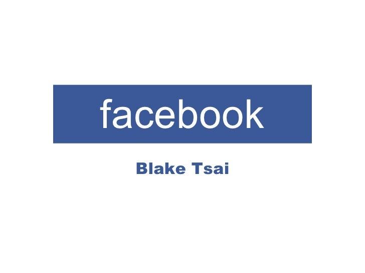 英文報告-Facebook