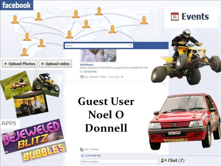 Guest User Noel O Donnell
