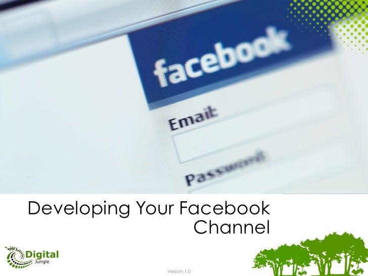 Leveraging Facebook in Social Media Marketing