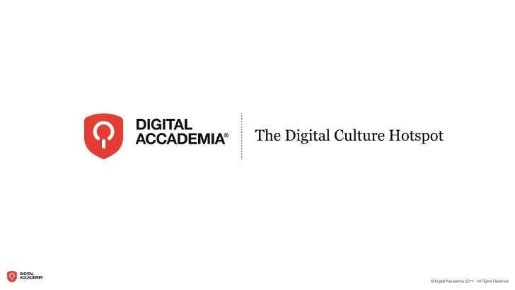 The day after F8 - Facebook @ Digital Accademia