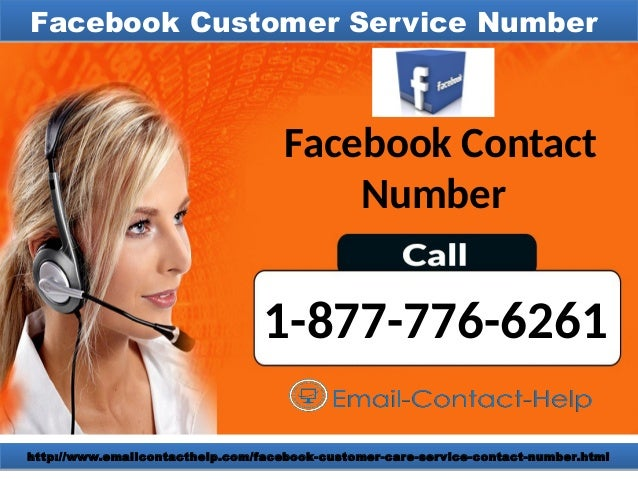 how to get in contact with facebook customer service