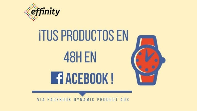 Effinity - Facebook Dynamic Product Ads