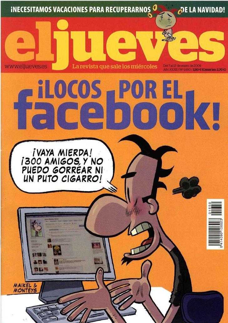 Facebook by El Jueves