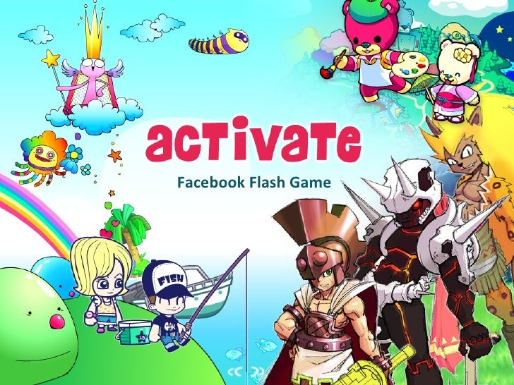 Facebook Flash Game