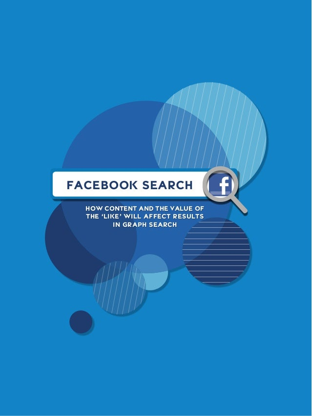 FACEBOOK SEARCH HOW CONTENT AND THE VALUE OF THE 'LIKE' WILL AFFECT RESULTS IN GRAPH SEARCH  2  Designing with Grids