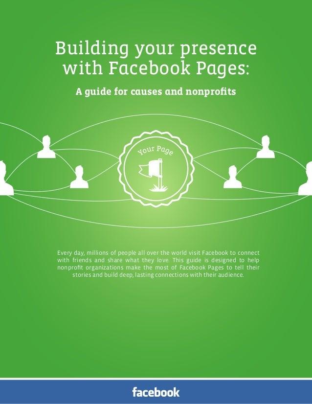 Facebook Guide For Non-Profits
