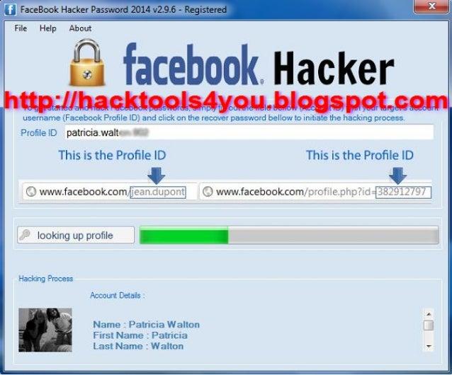 How to Hack Facebook Account Online
