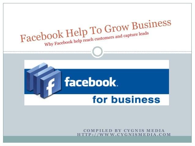 Facebook help to grow business