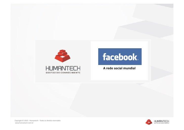 O que é o Facebook? Aprenda a usar essa ferramenta de social media.