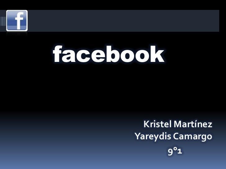 Facebook kris y yare....