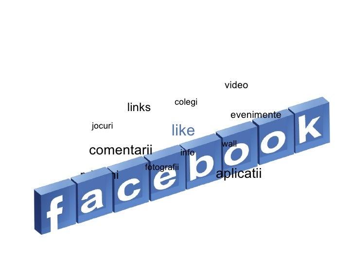 colegi comentarii jocuri evenimente prieteni fotografii info video links aplicatii wall like