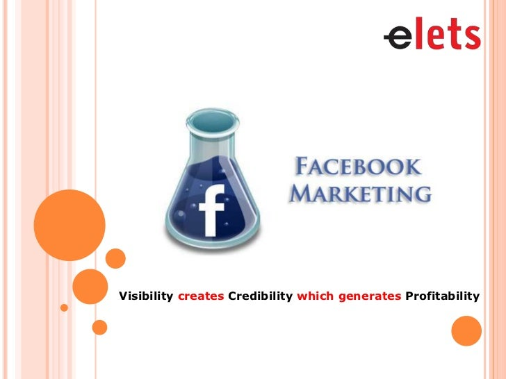 Facebook marketing april 28, 2011