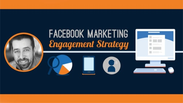 Keys to Facebook Engagement ● Engage visually