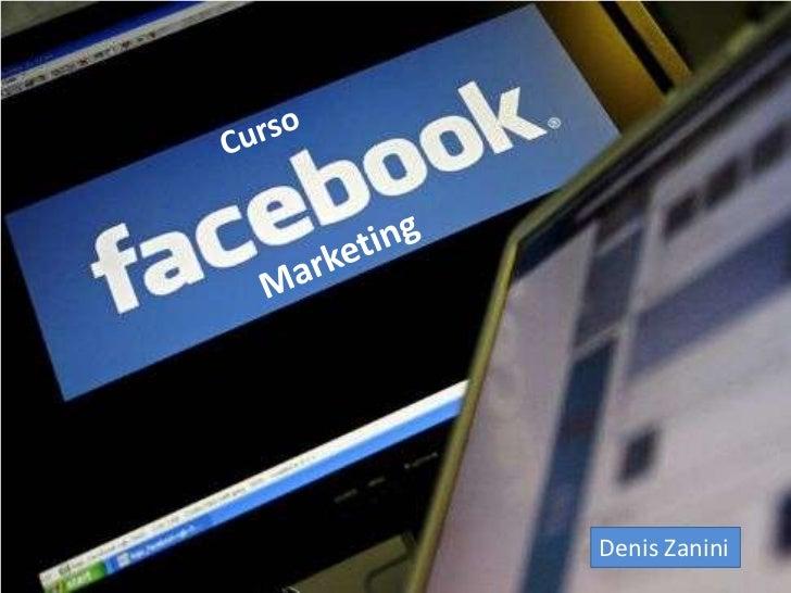 Curso Facebook Marketing Outubro